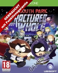 South Park: The Fractured But Whole [EU uncut Edition] (Xbox One)