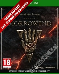 The Elder Scrolls Online: Morrowind [uncut Edition] (Xbox One)