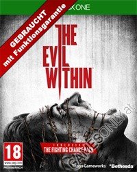 The Evil Within [uncut Edition] (Xbox One)