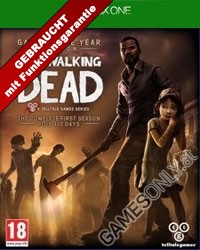 The Walking Dead: A Telltale Games Series GOTY [PEGI uncut Edition] (Xbox One)