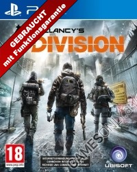 Tom Clancys The Division [uncut Edtion] (PS4)