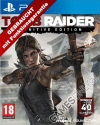 Tomb Raider HD [The Definitive uncut Edition] (PS4)