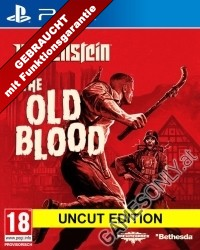 Wolfenstein: The Old Blood [AT Edition] + Nazi Zombie Mode (PS4)