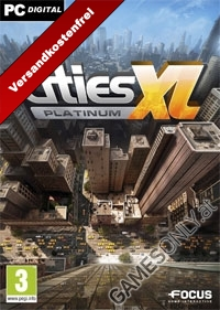 Cities XL Platinum (PC Download)