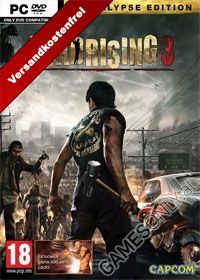 Dead Rising 3 [indizierte Apocalypse uncut Edition] (PC Download)