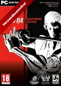 Killer is Dead [Nightmare uncut Edition] inkl. Bonus DLC (PC Download)