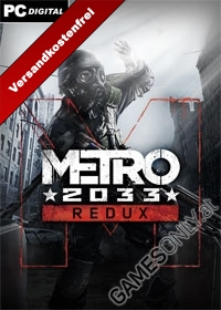 Metro 2033 Redux [uncut Edition] (PC Download)