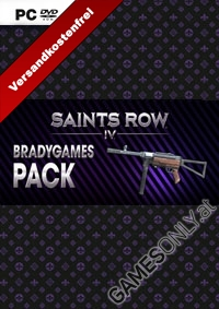 Saints Row 4 Brady Games Pack (Add-on) (PC Download)