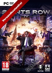 Saints Row 4 [uncut Edition] (PC Download)