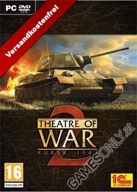Theatre of War 2: Kursk 1943 [uncut Edition] (PC Download)