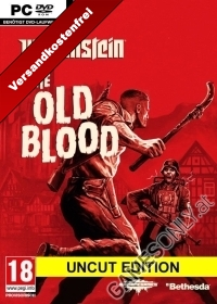 Wolfenstein: The Old Blood [EU uncut Edition] + Nazi Zombie Mode (PC Download)