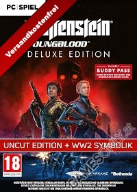 Wolfenstein: Youngblood [EU Deluxe uncut Edition] (PC Download)