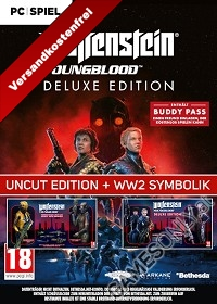Wolfenstein: Youngblood [EU Legacy Deluxe uncut Edition] + 10 DLCs (PC Download)