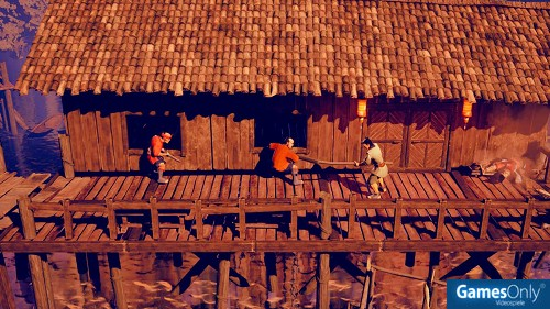 9 Monkeys of Shaolin Nintendo Switch PEGI bestellen