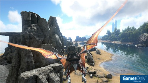 ARK: Survival Evolved Nintendo Switch PEGI bestellen
