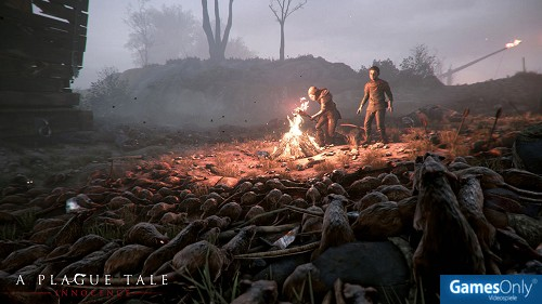 A Plague Tale: Innocence PS4 PEGI bestellen