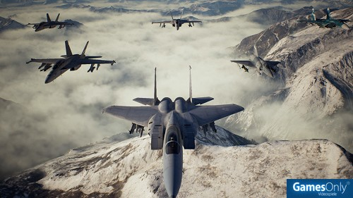 Ace Combat 7: Skies Unkown PS4