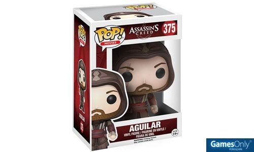 Aguilar Assassins Creed POP! Vinyl Figur Merchandise