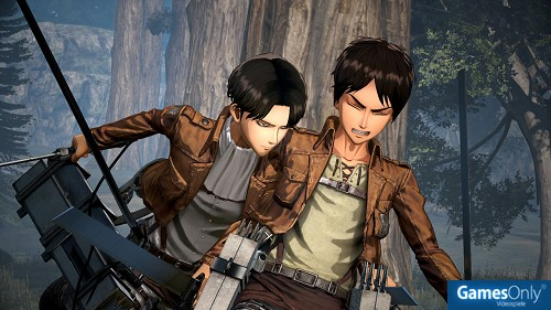 AoT 2 Final Battle PS4 PEGI bestellen