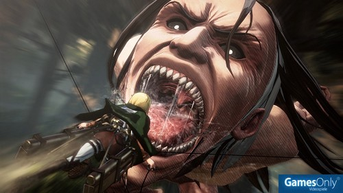 AoT 2 Nintendo Switch