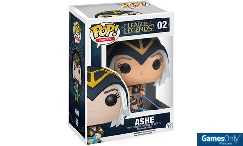Ashe League of Legends POP! Vinyl Figur Merchandise