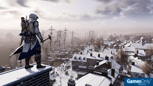 Assassins Creed 3 Remastered Nintendo Switch PEGI bestellen