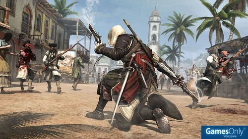 Assassins Creed 4: Black Flag PS4