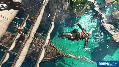 Assassins Creed 4: Black Flag PS3