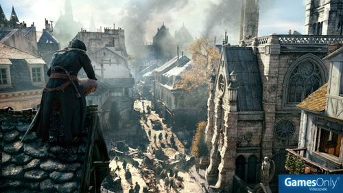 Assassins Creed 5: Unity PC
