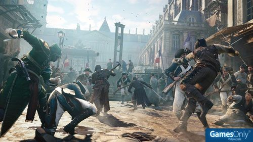 Assassins Creed 5: Unity Xbox One