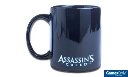 Assassins Creed Animus Crest Tasse Merchandise