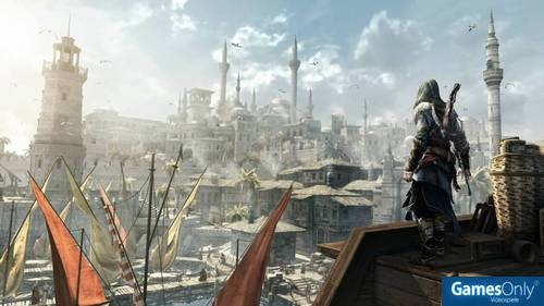 Assassins Creed Revelations uncut PS3