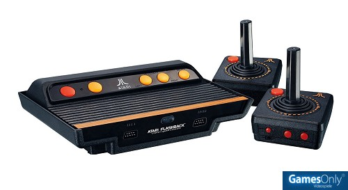 Atari Flashback 7 Classic Game Console Gaming Zubehör