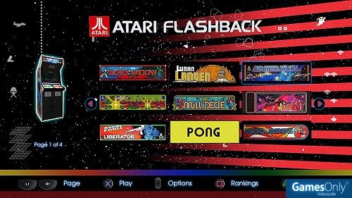 Atari Flashback Classics Collection Xbox One