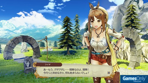 Atelier Ryza: Ever Darkness and the Secret Hideout PS4 PEGI bestellen