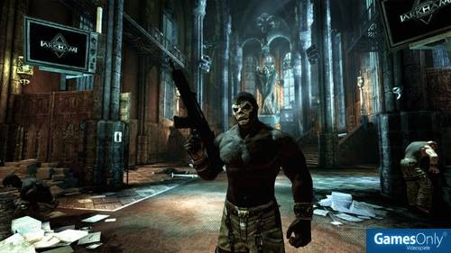 Batman Arkham Asylum [Game Of The Year Edition] PC