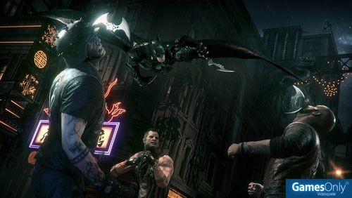 Batman: Arkham Knight PS4 PEGI bestellen