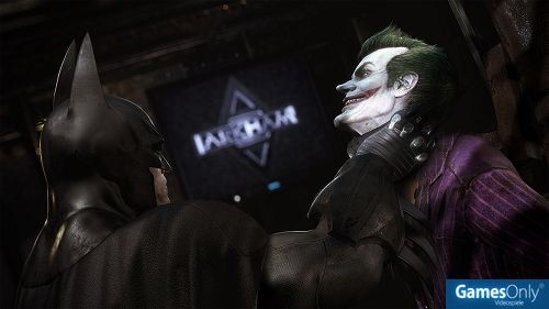 Batman: Return to Arkham PS4