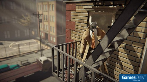 Blacksad: Under the Skin PS4 PEGI bestellen