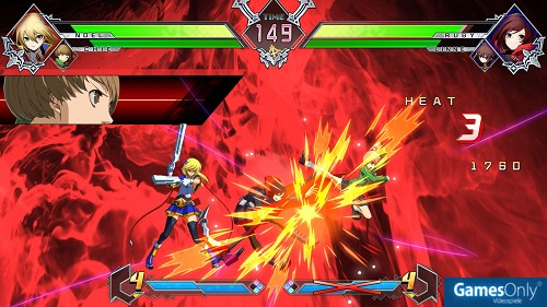 BlazBlue Cross Tag Battle PS4 PEGI bestellen