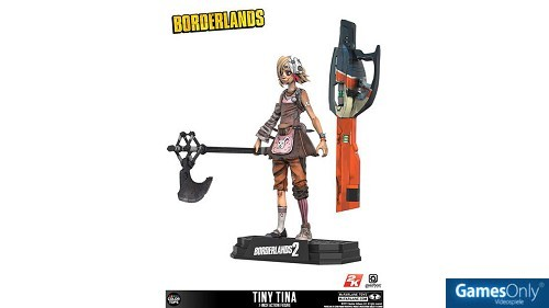 Borderlands 2 Tiny Tina Figur (18 cm) Merchandise