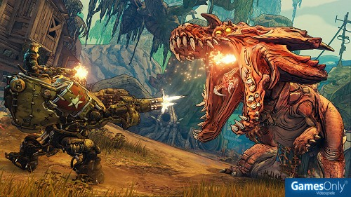 Borderlands 3 PS4 PEGI bestellen
