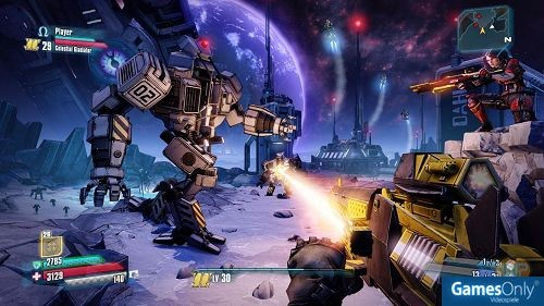 Borderlands The Pre-Sequel PS3 PEGI bestellen
