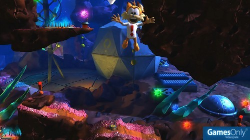 Bubsy: The Woolies Strike Back PS4