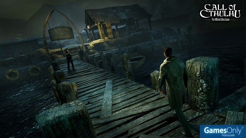 Call of Cthulhu: The Official Video Game Nintendo Switch PEGI bestellen