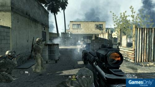 Call of Duty 4 GAME of the YEAR Modern Warfare [uncut Edition] PC