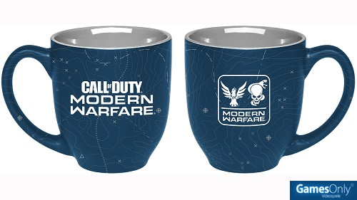 Call of Duty Modern Warfare Maps Tasse Merchandise