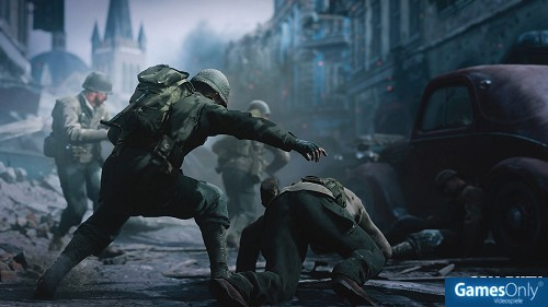 Call of Duty WWII AT PS4