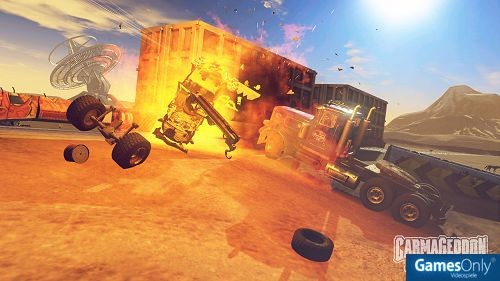 Carmageddon: Max Damage PS4