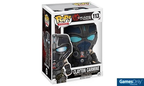 Clayton Carmine Gears of War POP! Vinyl Figur Merchandise
